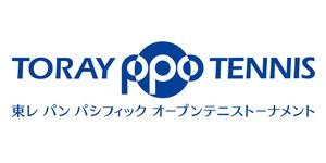 TORAY PAN PACIFIC OPEN TENNIS TOURNAMENT